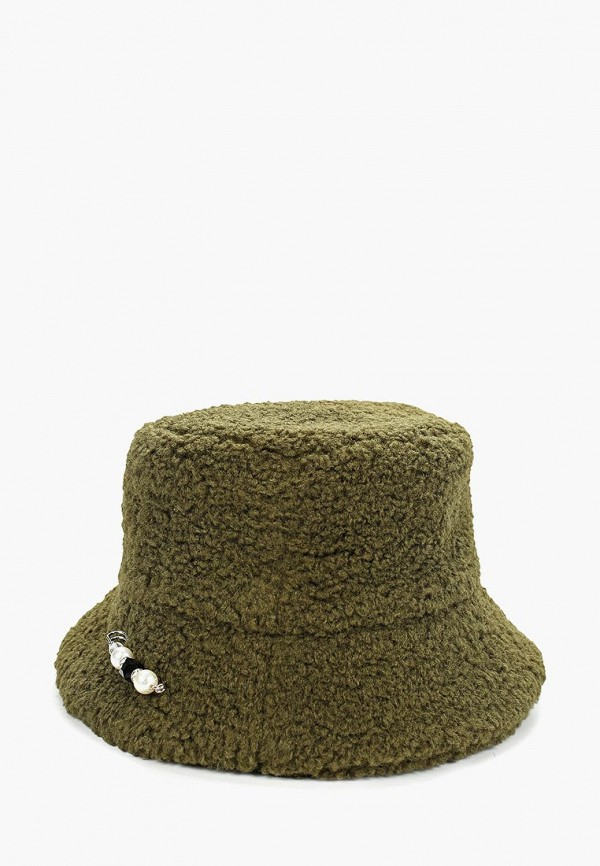женская шляпа moksi, хаки