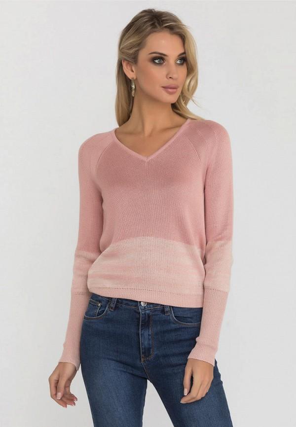 Купить Пуловер Gloss, mp002xw1idem, розовый, Весна-лето 2019