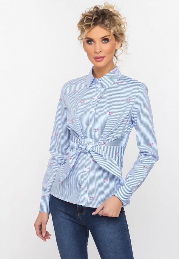 Рубашка Gloss Gloss MP002XW1IDGG рубашка gloss рубашки приталенные