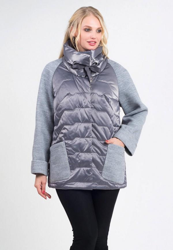 женская куртка vicco, серая
