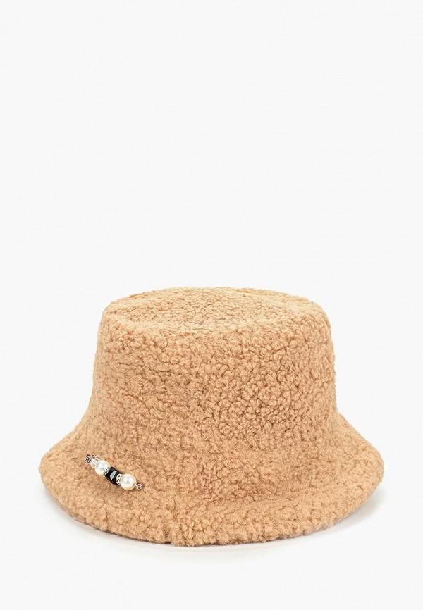 женская шляпа moksi, бежевая