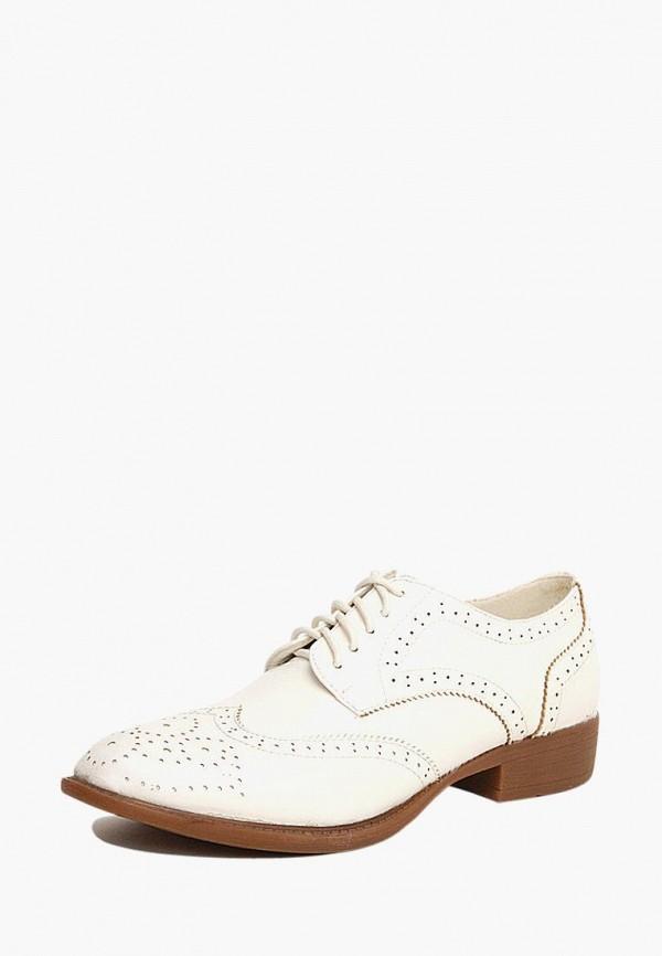 женские низкие ботинки airbox, белые