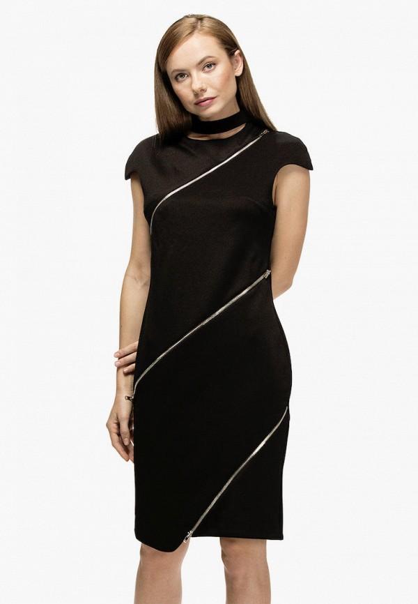 Купить Платье Cavo, mp002xw1idlt, черный, Весна-лето 2019