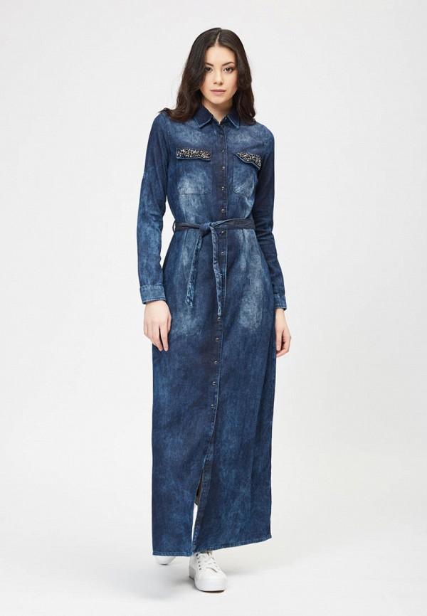 Платье джинсовое DSHE DSHE MP002XW1IDVR