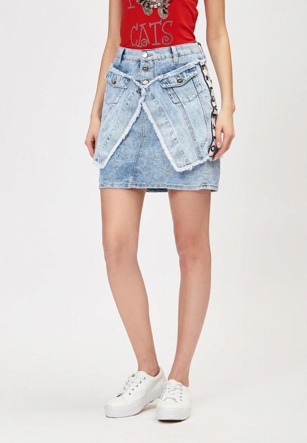 Джинсовые юбки DSHE