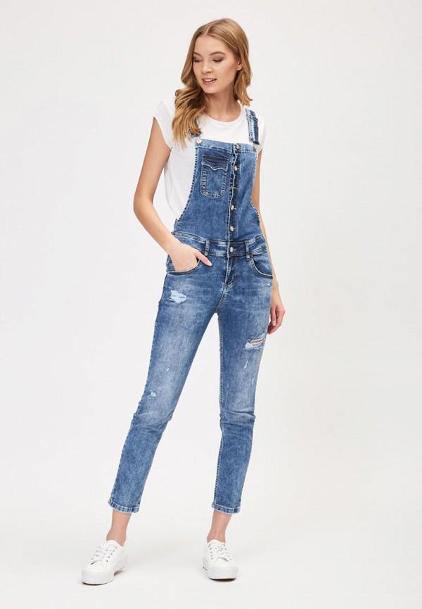 Комбинезон джинсовый DSHE