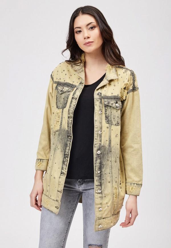 Куртка джинсовая DSHE DSHE MP002XW1IDXC куртка джинсовая dshe dshe mp002xw1avbn