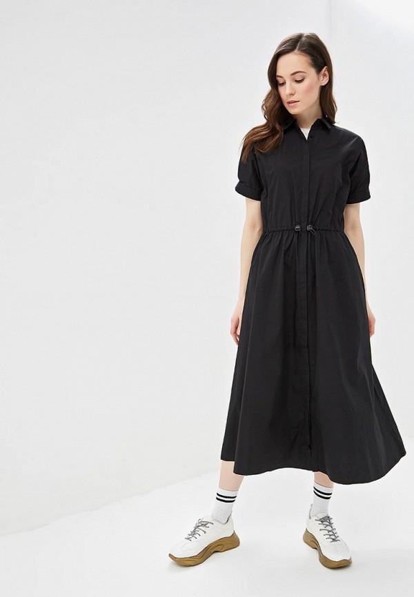Купить Платье Befree, mp002xw1idz5, черный, Весна-лето 2019