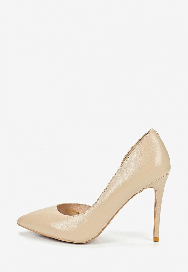 женские туфли pierre cardin, бежевые