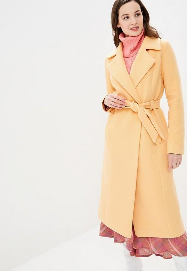 Купить Пальто Glam Goddess, mp002xw1ie8o, оранжевый, Весна-лето 2019