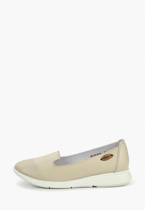 женские туфли shoiberg, бежевые