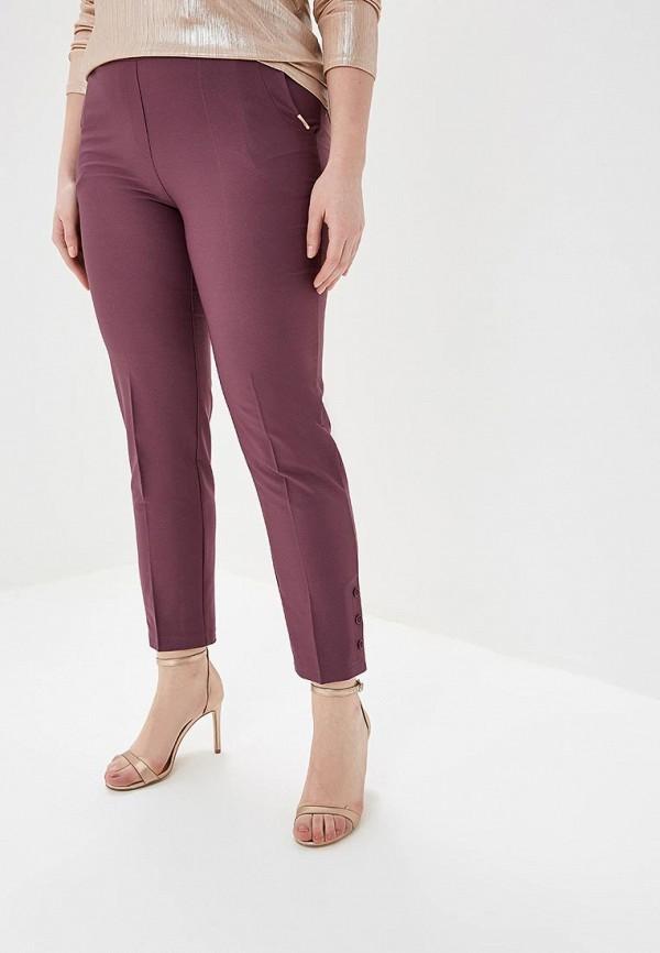 женские брюки blagof, фиолетовые