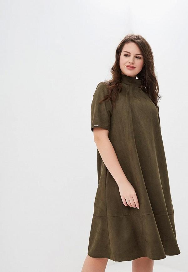 Платье Vivostyle Vivostyle MP002XW1IESF блуза vivostyle vivostyle mp002xw19c2a