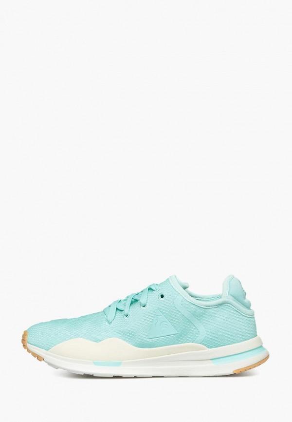 женские кроссовки le coq sportif, голубые