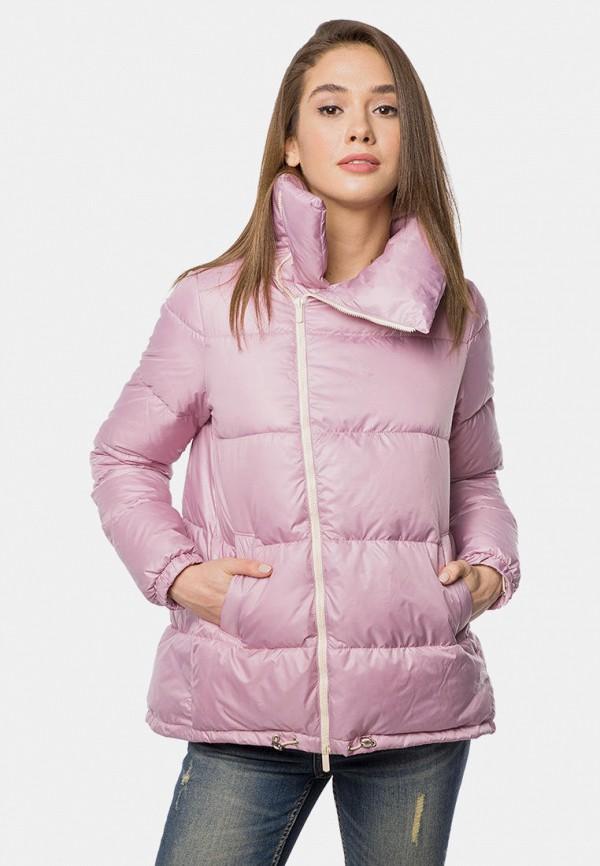 женская куртка mr520, розовая