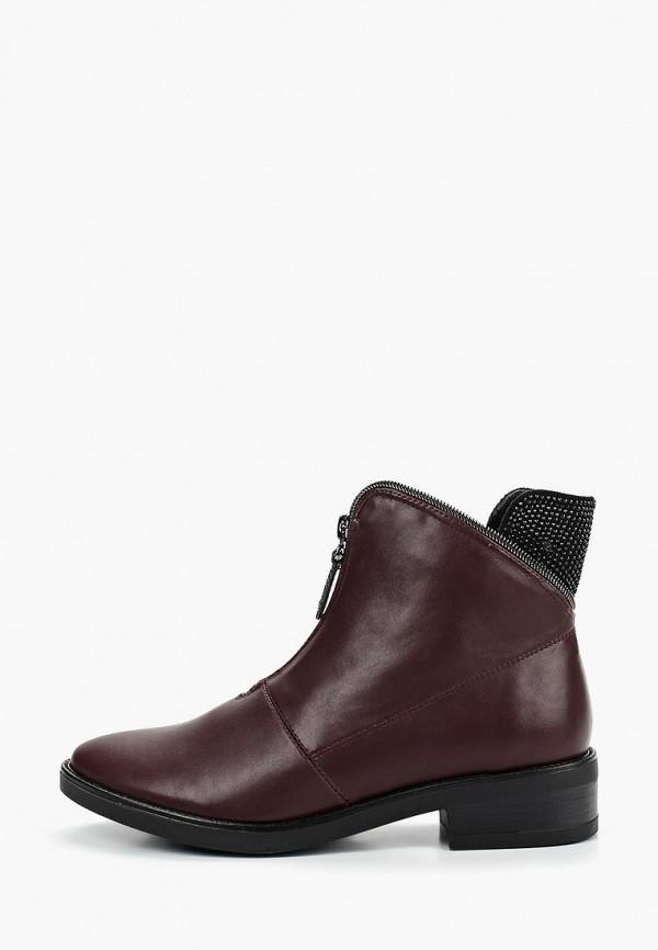 Купить Ботинки T.Taccardi, mp002xw1ifct, бордовый, Весна-лето 2019