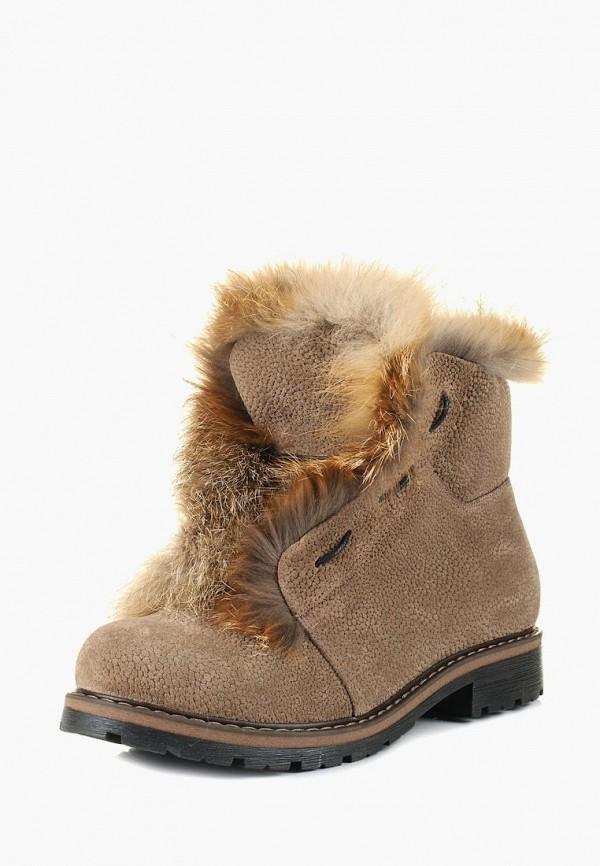 женские ботинки litvin, бежевые