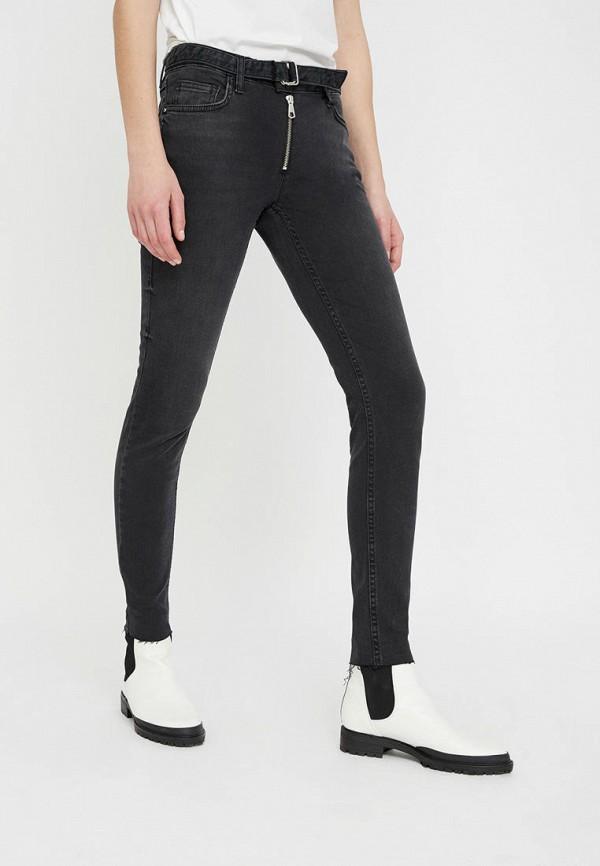 женские джинсы lime, черные