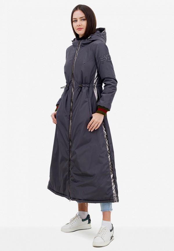 женская куртка pavel yerokin, серая