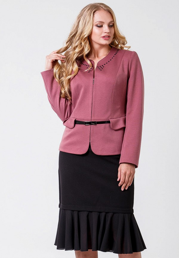 женский костюм sergio cotti, разноцветный