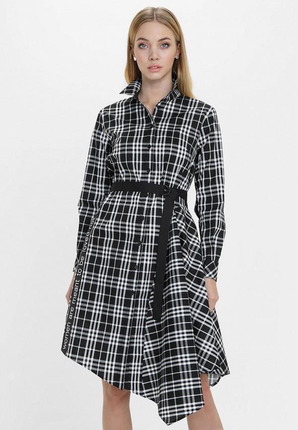 женское платье audrey right, черное