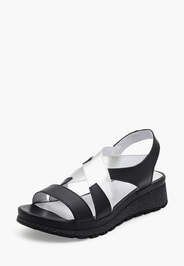 женские сандалии tops, черные