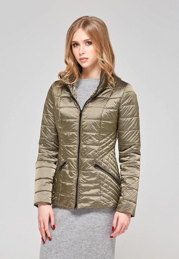 женская куртка mila nova, хаки
