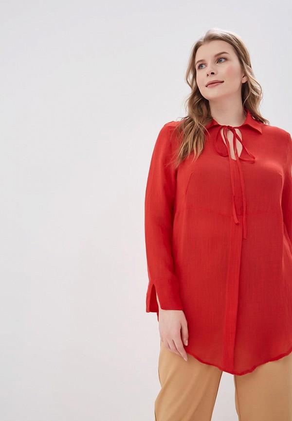 Купить Женскую блузку Svesta красного цвета