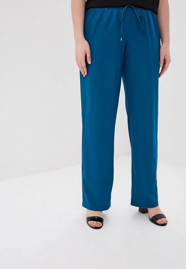 женские брюки svesta, бирюзовые