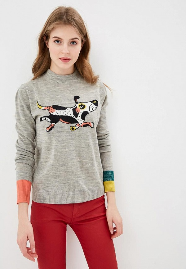 женский свитер colin's, серый