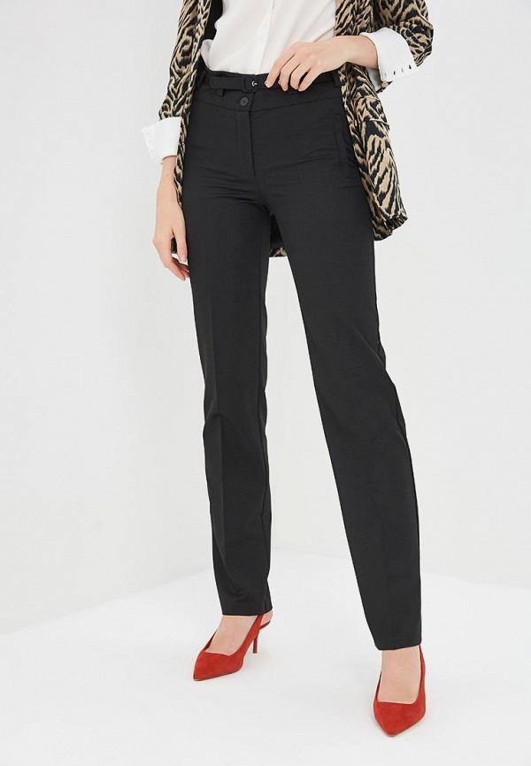 женские повседневные брюки mondigo, черные