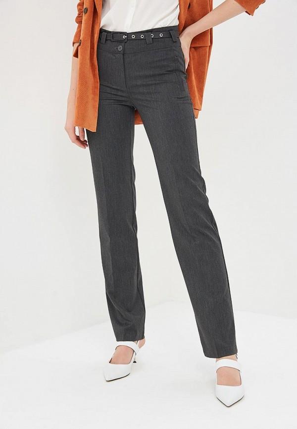 женские повседневные брюки mondigo, серые