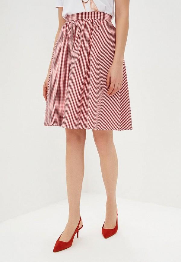 женская юбка fashion.love.story, красная