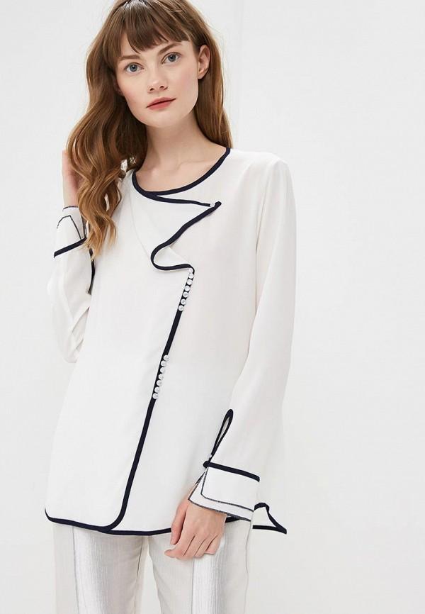 женская блузка mondigo, белая