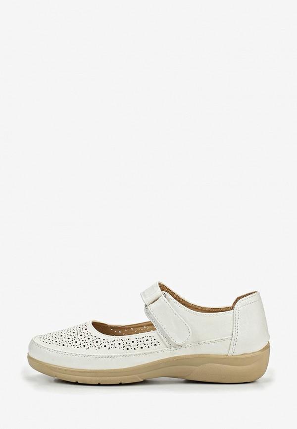 женские туфли t.taccardi, белые