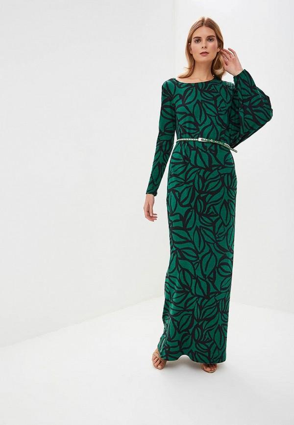 женское повседневные платье sahera rahmani, зеленое