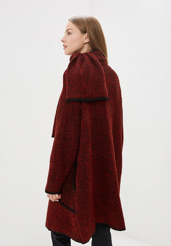 Кардиган Milana Style цвет красный  Фото 3