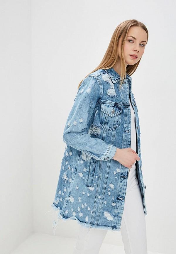 Фото Куртка джинсовая Whitney Whitney MP002XW1IHNR