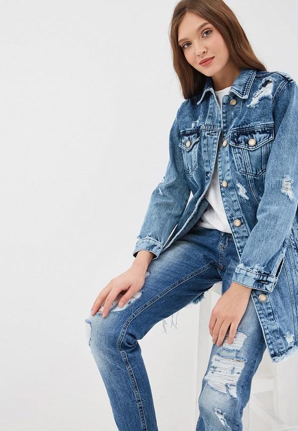 Куртка джинсовая Whitney Whitney MP002XW1IHOU