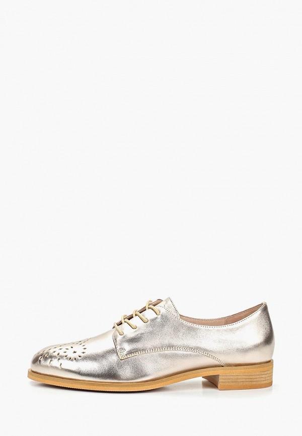 женские ботинки berkonty, золотые