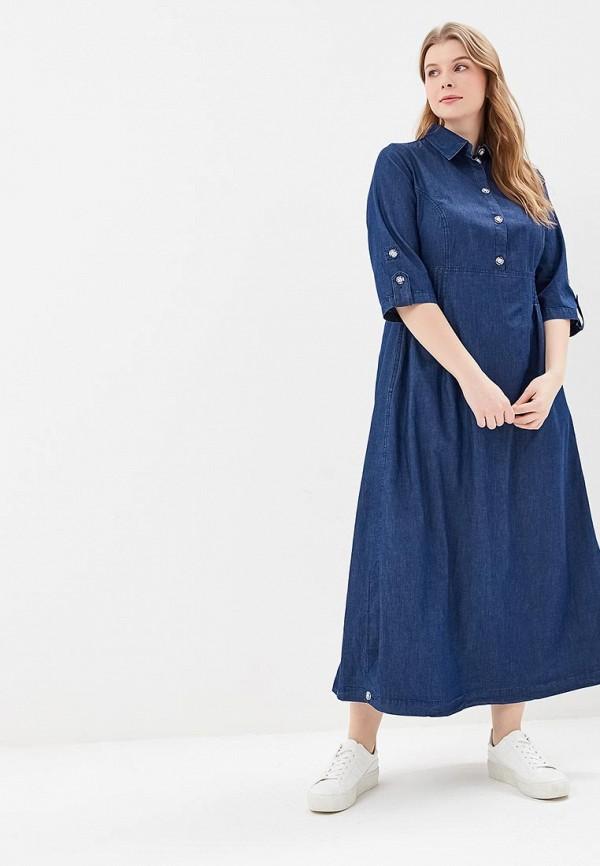 Платье джинсовое Berkline Berkline MP002XW1IHQK