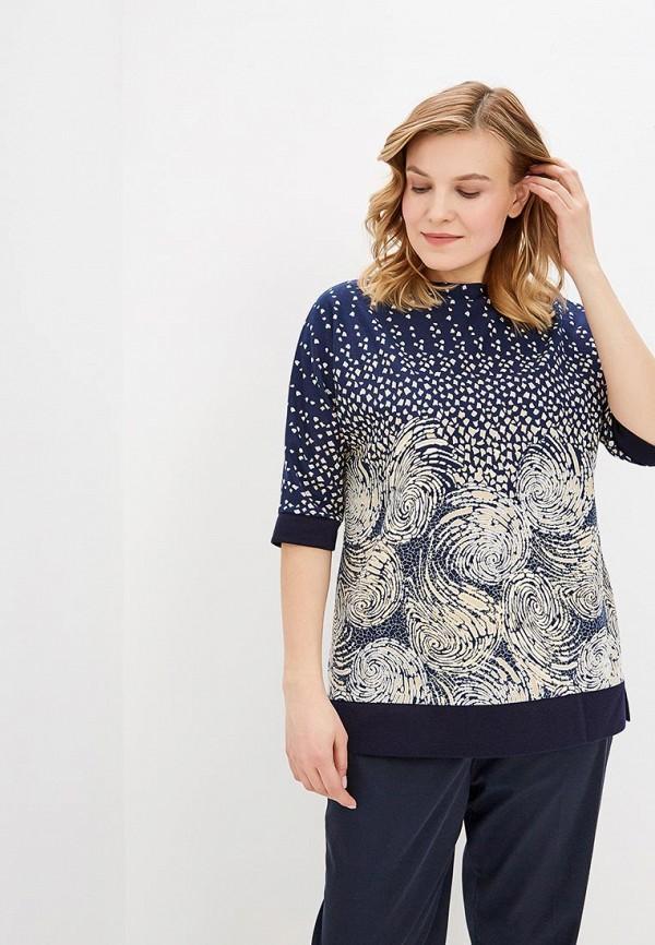 женская футболка olsi, синяя