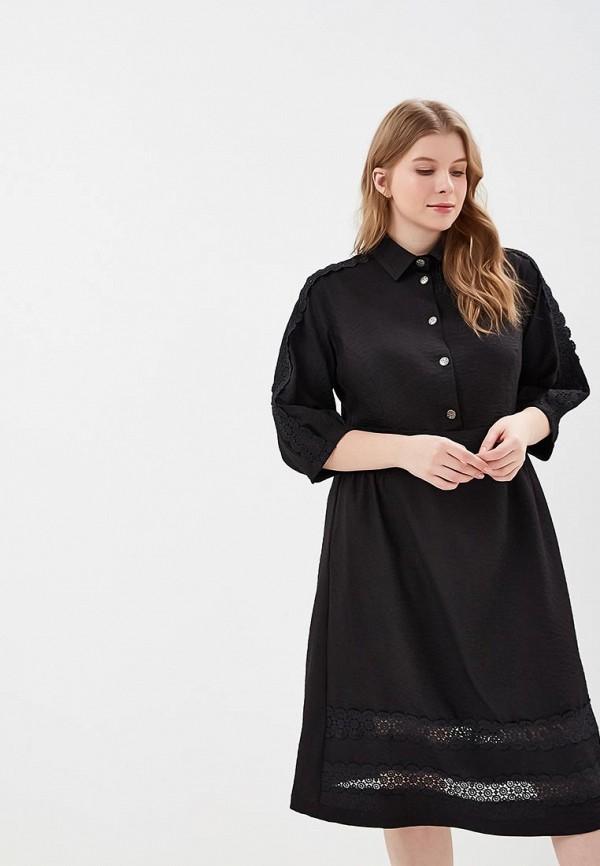 женское повседневные платье berkline, черное
