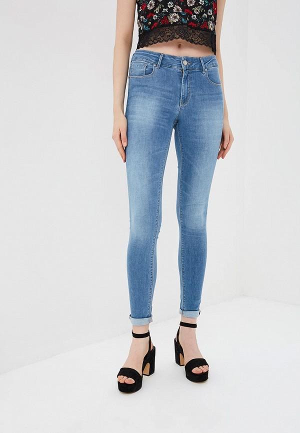 женские джинсы whitney, голубые