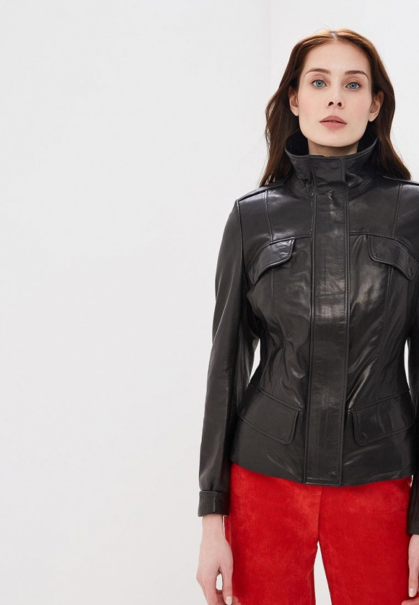 где купить Куртка кожаная Meridian Meridian MP002XW1IHTQ дешево
