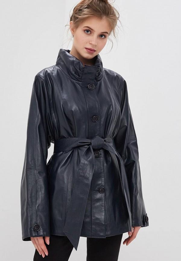 Куртка кожаная Meridian