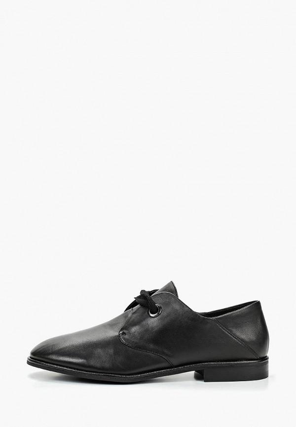 женские низкие ботинки berkonty, черные