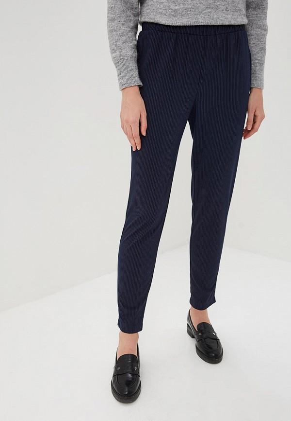 женские классические брюки eliseeva olesya, синие