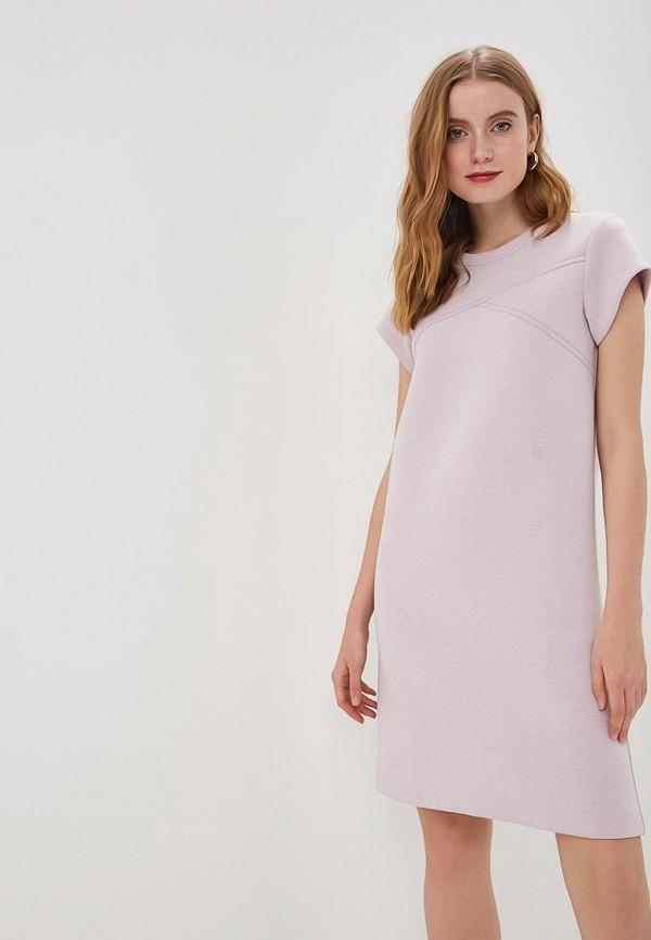 женское платье eliseeva olesya, розовое
