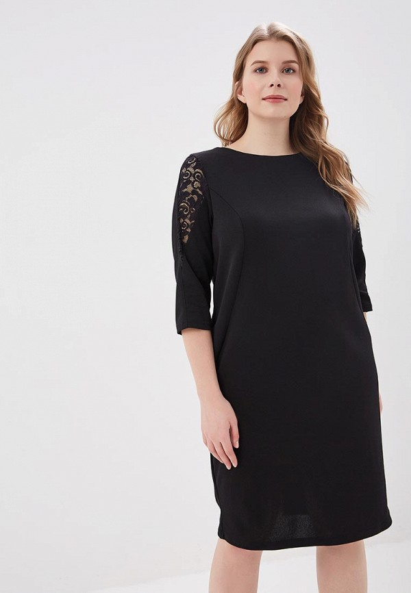 женское платье olsi, черное